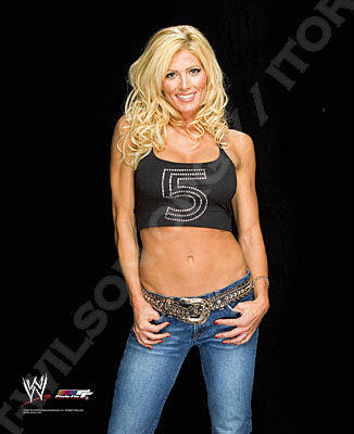 Are Torrie wilson strip geisha