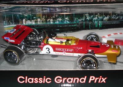 da0c759f9e6 Foi com esta Lotus 49C que Jochen Rindt venceu o GP de Mônaco de 1970 –  ganhando a ponta após um erro de Jack Brabham ...