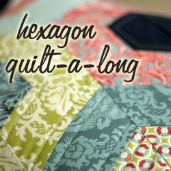 Hexagon Quilt Along by Jaybird Quilts