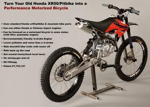 Honda Dio: Take Old Honda 50cc Engine And