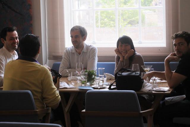 The London Foodie: London Restaurant Reviews - Viajante