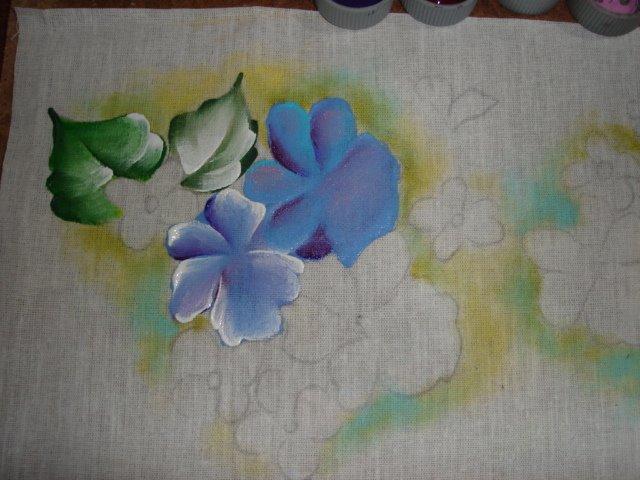 pintura em tecido como fazer