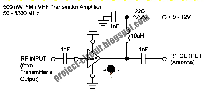 How To Build Opamp Vhf Fm Transmitter