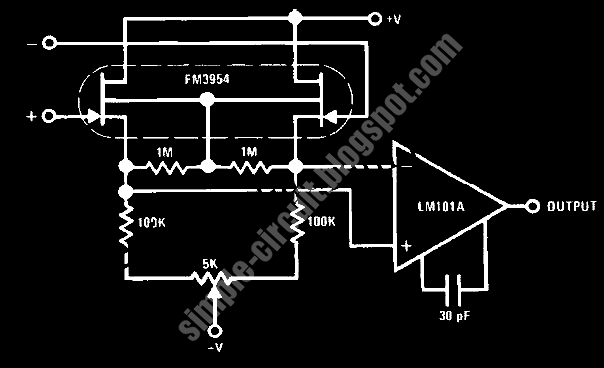 National Amp Schematic on