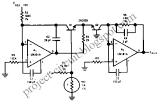Electronics Technology: Anti-Log Converter Circuit