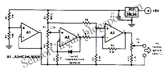 sensor schematic february 2011