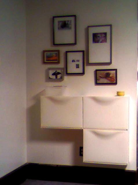 recibidores con trones de ikea. Black Bedroom Furniture Sets. Home Design Ideas