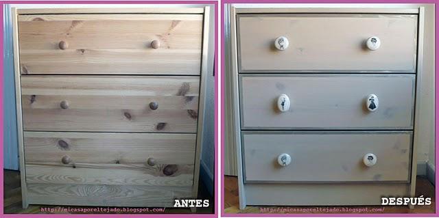 Maravilloso De tiradores originales para muebles Diseños Y Creativos - Tiradores zara - Mesa para la cama