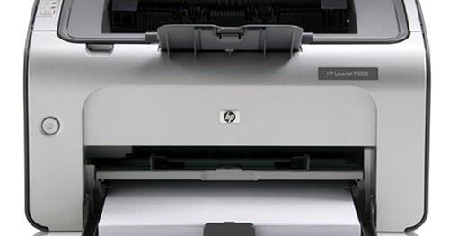 Scarica driver stampante hp laserjet p1005
