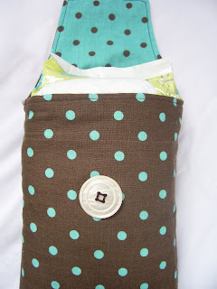 Diapers and Wipes Case Pattern | Crazy Little Projects