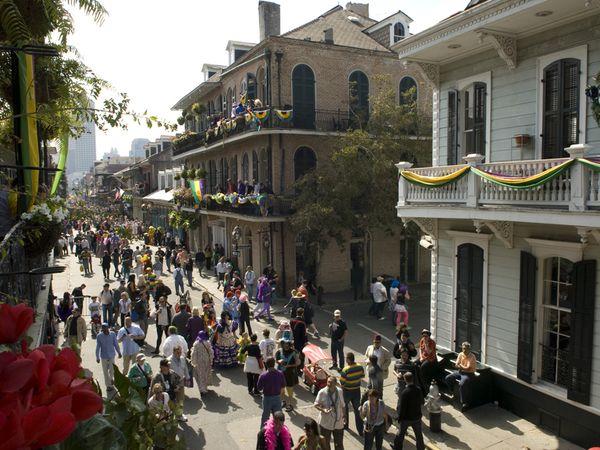 Best King Cake New Orleans French Quarter