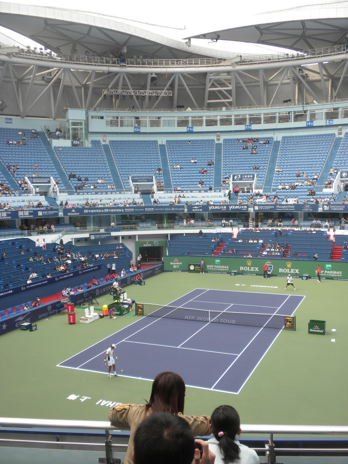 From W4 To The World Shanghai Rolex Masters