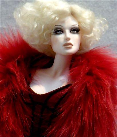 dolls collector club: Grey Numina dolls by Paul Pham