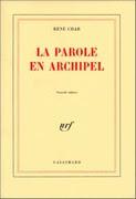 """«La poésie vit d""""insomnie perpétuelle.»"""