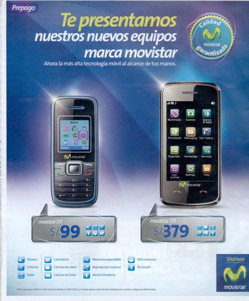 temas para celular movistar 731 gratis
