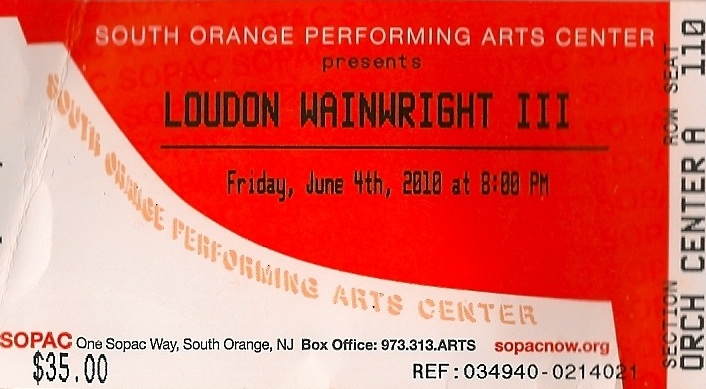 loudon wainwright pretty good day