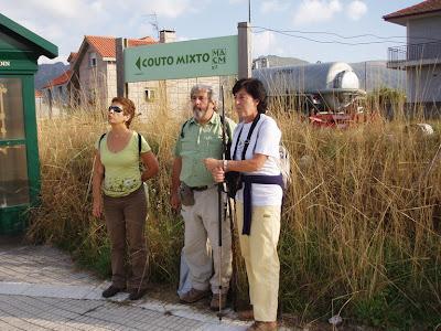 Montanhismo sscgd sempre por maus caminhos outubro 2007 - Casa rural couto mixto ...