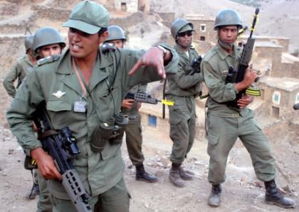 موازاة مع انطلاق مناورات قتالية كبرى بمدينة طانطان