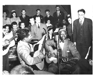 Josh White, Leadbelly and friends