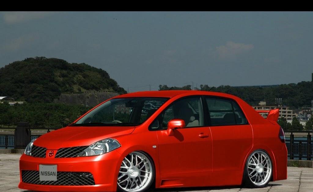 X Tomi Design Nissan Tiida