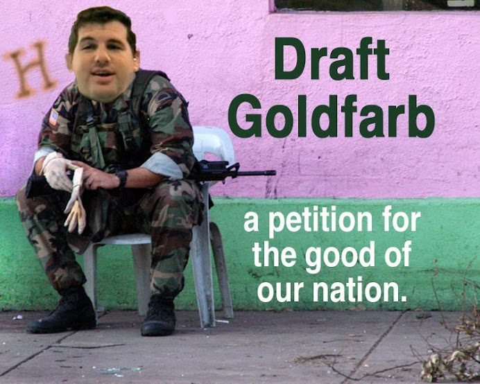 Draft Goldfarb!