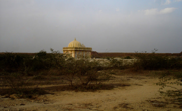 Lakhpat fort town Kutch Gujarat Travel Tourism temple