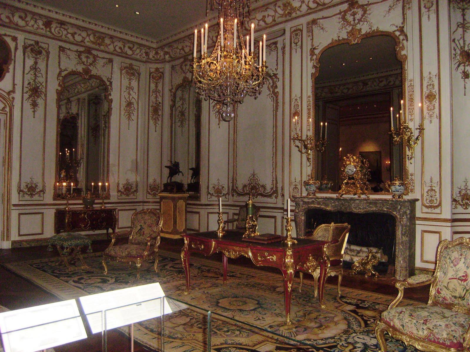 baroque architecture interior - photo #27