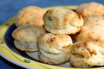 Savoury bites: Mini rosemary cheese scones adapted from the wonderful ...
