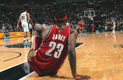 LeBron James / Foto: NBA