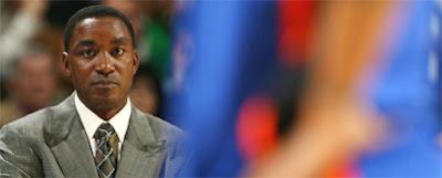 Isiah Thomas / Foto: NBA