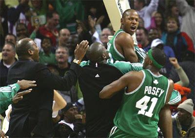 Ray Allen / Foto: NBA