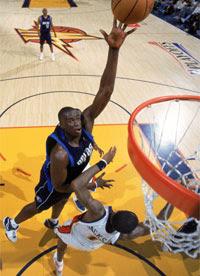 DeSagana Diop / Foto: NBA
