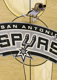 San Antonio Spurs / Foto: NBA