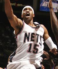 Vince Carter / Foto: NBA
