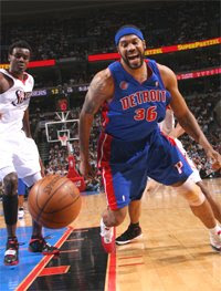 Rasheed Wallace / Foto: NBA