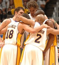 Lakers / Foto: NBA
