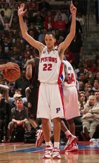 Tayshaun Prince / Foto: NBA