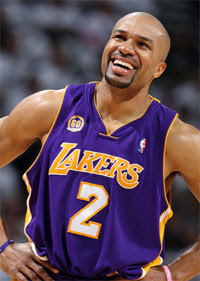 Derek Fisher / Foto: NBA