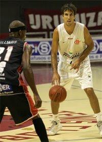 Marcelinho e Williams / Foto: CBB