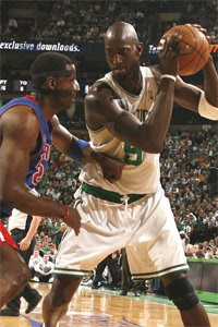 Kevin Garnett / Foto: NBA