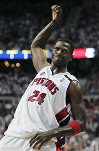 Antonio McDyess / Foto: NBA