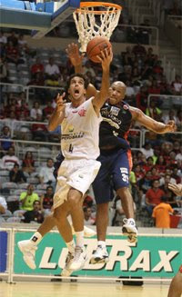 Marcelinho / Foto: CBB
