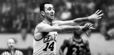 Bob Cousy / Foto: NBA