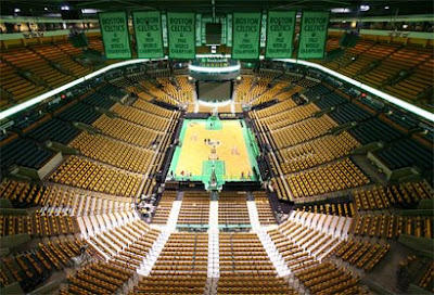 Ginásio do Boston Celtics / Foto: NBA