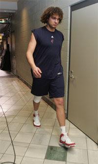 Anderson Varejão / Foto: NBA