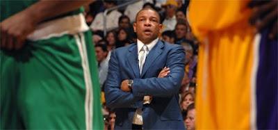 Doc Rivers / Foto: NBA