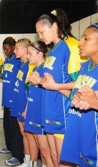 Brasil / Foto: CBB