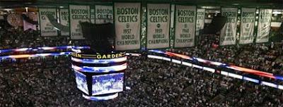 Ginásio do Boston Celtics / Foto: NBA