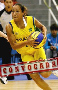Adrianinha / Foto: CBB