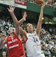 Nowitzki contra a Polônia / Foto: Fiba